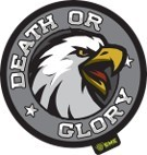 DEATH OR GLORY PVC PATCH