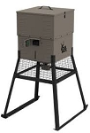 Boss Buck 600 lb. Stand & Fill Sled Feeder