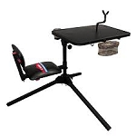 XTREME SHOOTING BENCH w SWIVEL SEAT