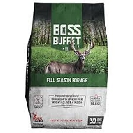 BOSS BUCK Boss Buffet - Full Season Forage - 20 lbs