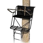 BIG GAME MUDDY BIG BUDDY - 2 Man / 16' LADDER STAND