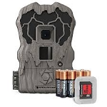 Stealth Cam QS18K Combo - Batteries & 16GB SD