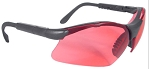 ELITE SPORT SHOOTING GLASSES - VERMILLION
