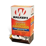 WALKERS FOAM EAR PLUGS (200 PAIR)