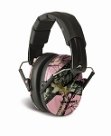 WALKER'S PRO LOW PROFILE FOLDING MUFF - PINK MOSSY OAK