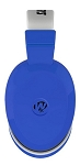 WALKERS JR PASSIVE MUFF (3-7 YEARS) - ROYAL BLUE