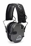 WALKERS RAZOR SERIES -  SLIM SHOOTER FOLDING ELECTRONIC MUFF -  CARBON FIBER