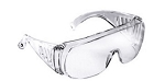Walker's Wrap-Around Sport Shooting Glasses - Clear