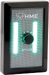 HME - COB Green Light Wall Switch with Dimmer