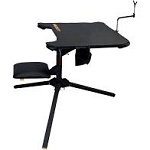 *PRE-ORDER* Swivel Action Shooting Bench