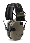WALKERS RAZOR PATRIOT SERIES - RAZOR SLIM ELECTRONIC MUFF - FDE PATRIOT (AMERICAN FLAG)