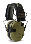 WALKERS RAZOR PATRIOT SERIES - RAZOR SLIM ELECTRONIC MUFF - OD GRN PATRIOT