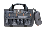 G Outdoors Double Range Bag + mag Storage & Glasses Case