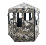 Down N Out Warrior Blind by Hawk