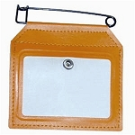 SMALL LICENSE HOLDER (ORANGE)