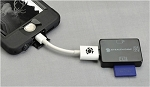 STEALTH CAM iOS CARD READER ADAPTER