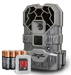 STEALTH CAM TRAIL HAWK 36 NO GLOW KIT 20 MP COMBO  (OUTFITTERS BUNDLE 6 PACK)