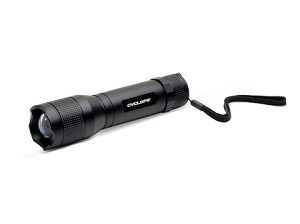 CYCLOPS TF1500 TACTICAL FLASHLIGHT 1500 LUMEN