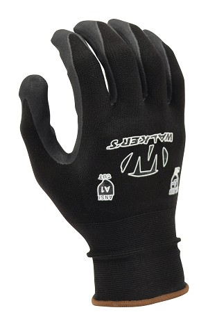 Walker's Safety Xtra Grip Coated Nylon Glove