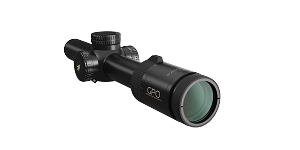 German Precision Optics Passion 1-8x24i Illuminated Riflescope