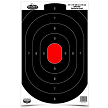 Oval Silhouette Target - 8 targets