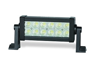 "CYCLOPS DUAL ROW 7.5""/ 36W /  2,700 LUMENS /  12 LED SIDE MOUNT"