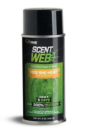 SCENT WEB HOG SHE-HEAT