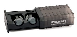 WALKER'S SILENCER IN THE EAR PAIR RECHARGEABLE